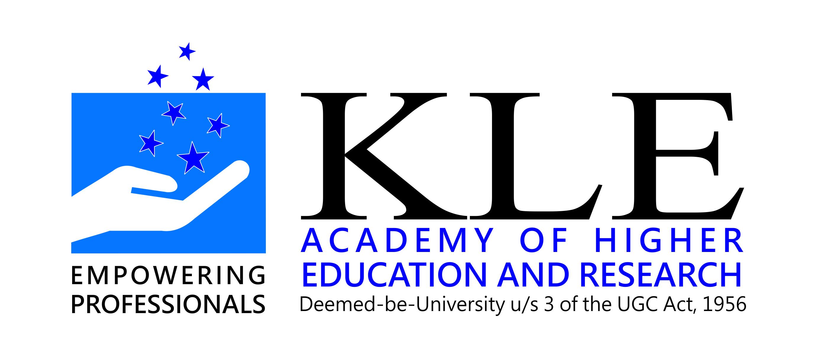 KLE Academy Logo